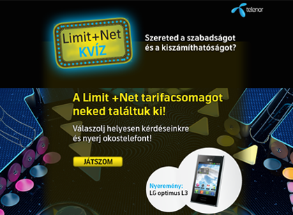Telenor - Limit+Net